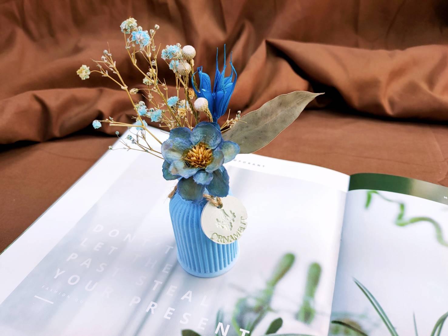 香氛花器DIY花藝組
