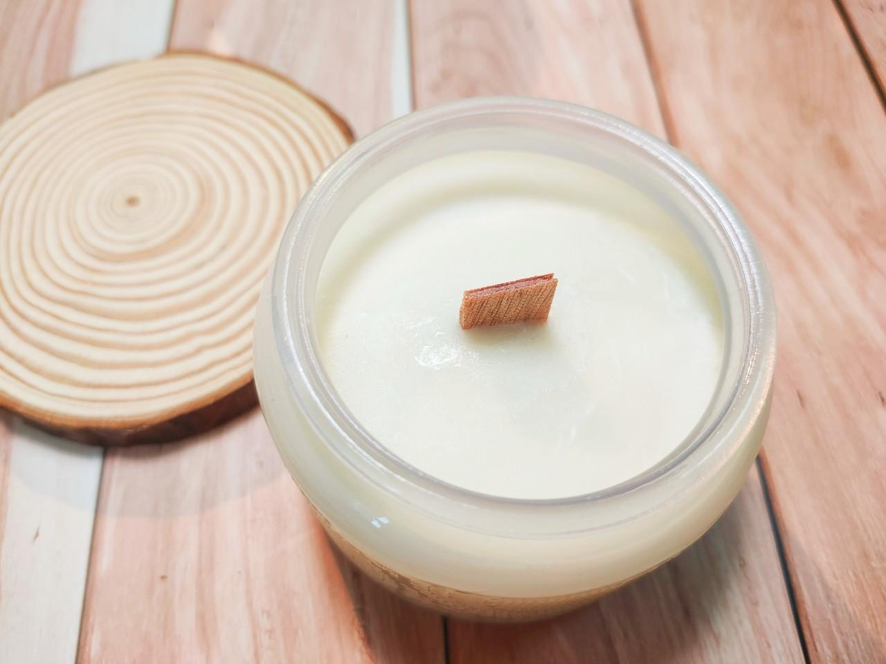 【奧菲莉亞手作香氛】檜木淨化蠟燭