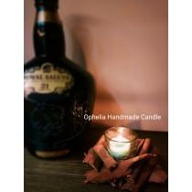 乾柴烈火肉桂燭台-贈一組香氛茶蠟