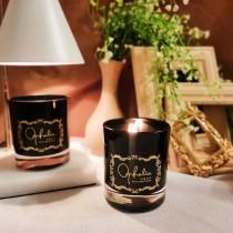 【奧菲莉亞手作香氛】奢華璀璨香氛護膚蠟燭-220g