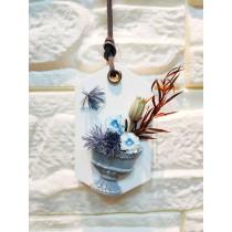 【可吸濕除臭的矽藻土擴香石】歐式花園系列04-贈5ml韓國進口香氛