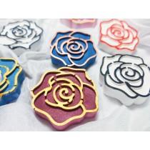 【可吸濕除臭的矽藻土擴香石】法式玫瑰-贈5ml韓國進口香氛