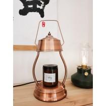 香氛復古造型融蠟燈組-3色(含蠟燭190g組合、贈ins火柴棒1罐)